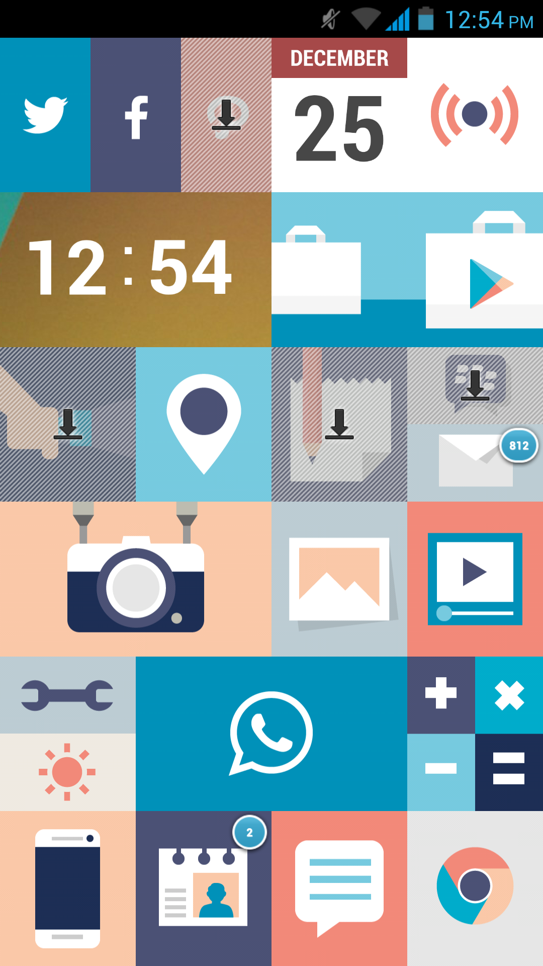 Mobile Phone Screenshot 7