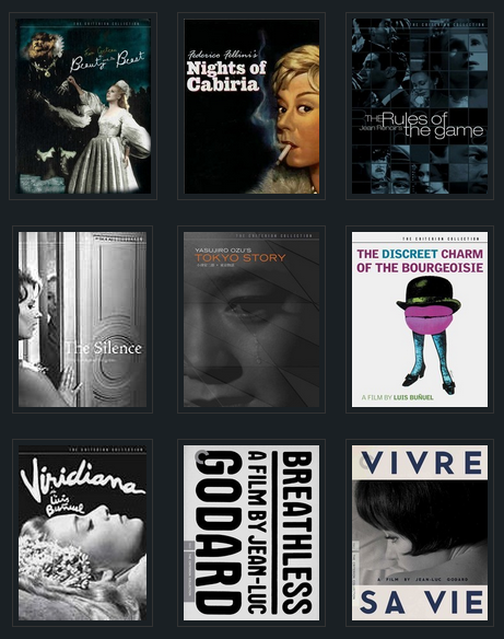 Top 100 Foreign Films of all time
