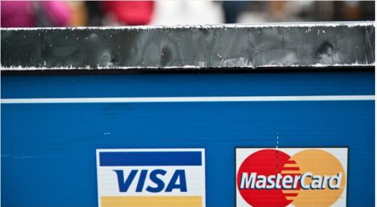 Visa / MasterCard Logo