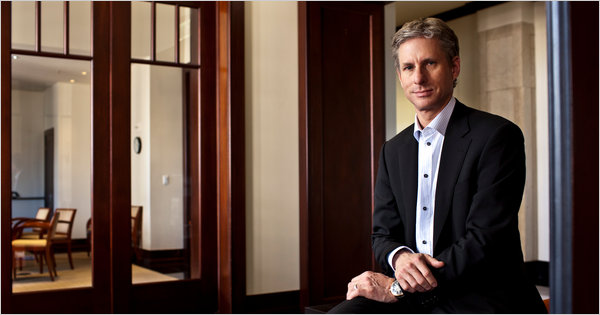 Chris Larsen CEO of Ripple Labs
