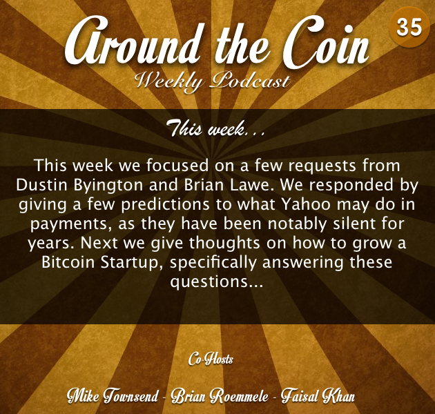 Around The Coin Podcast