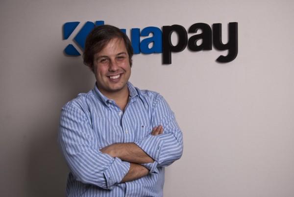 Joaquín Ayuso de Paúl, CEO of Kuapay