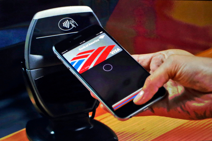 Apple Pay, now available on the iPhone 6 and 6 Plus