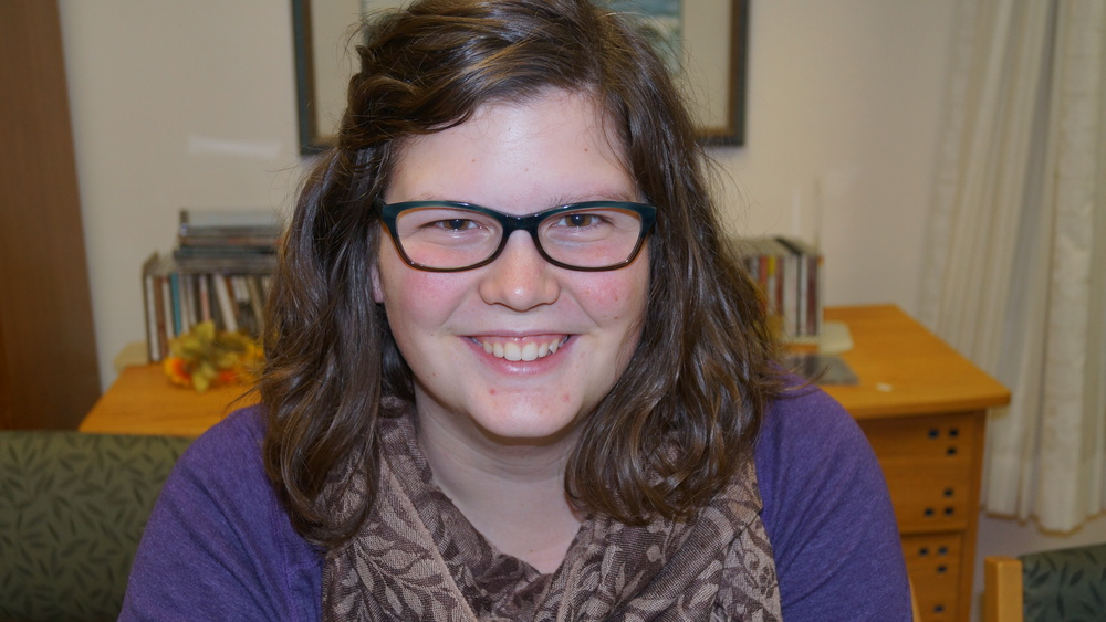 Abi Leveille is a senior Theatre Arts major with minors in Neuroscience and psychology from Iowa City, IA.