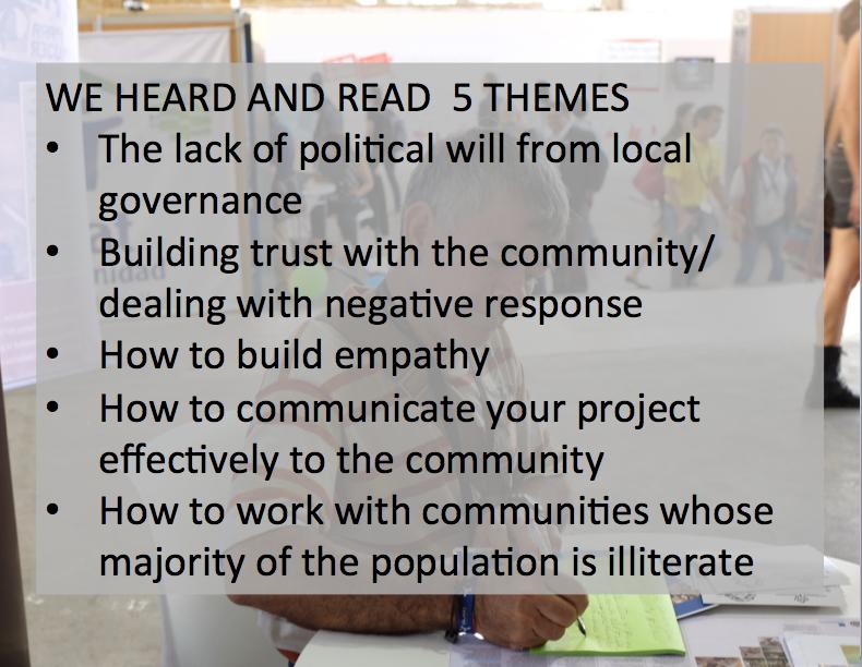 5 themes