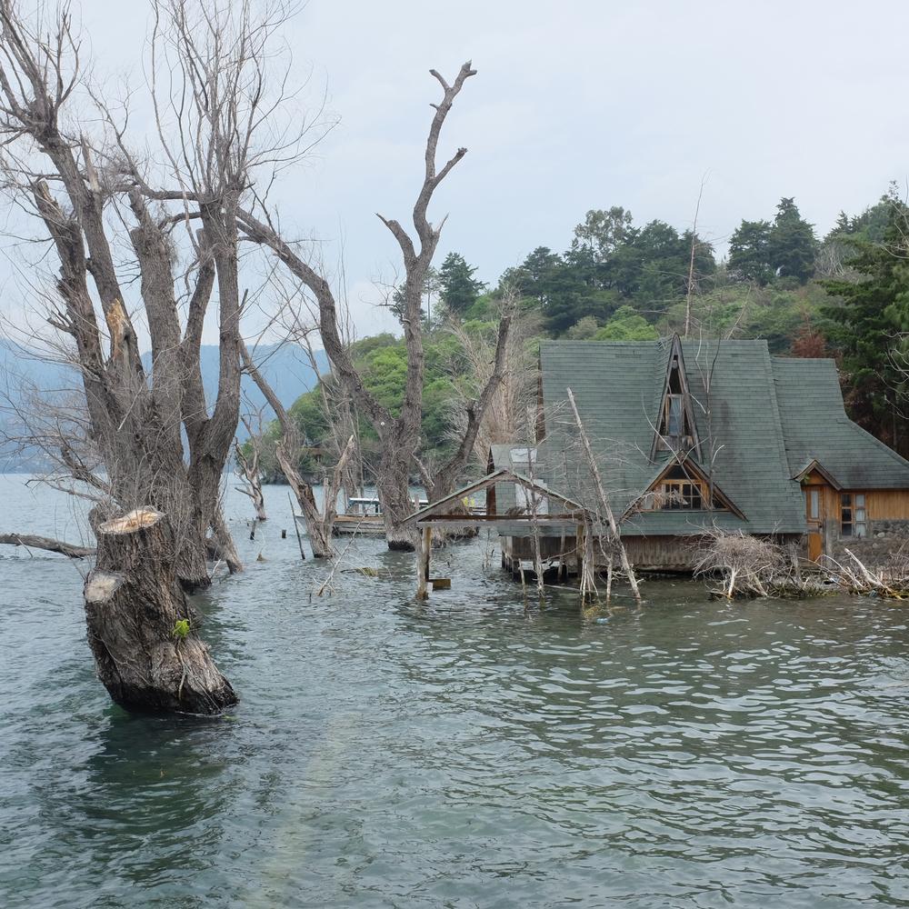 San Marcos, Lake Atitlan, Guatemala Photo by Katalina
