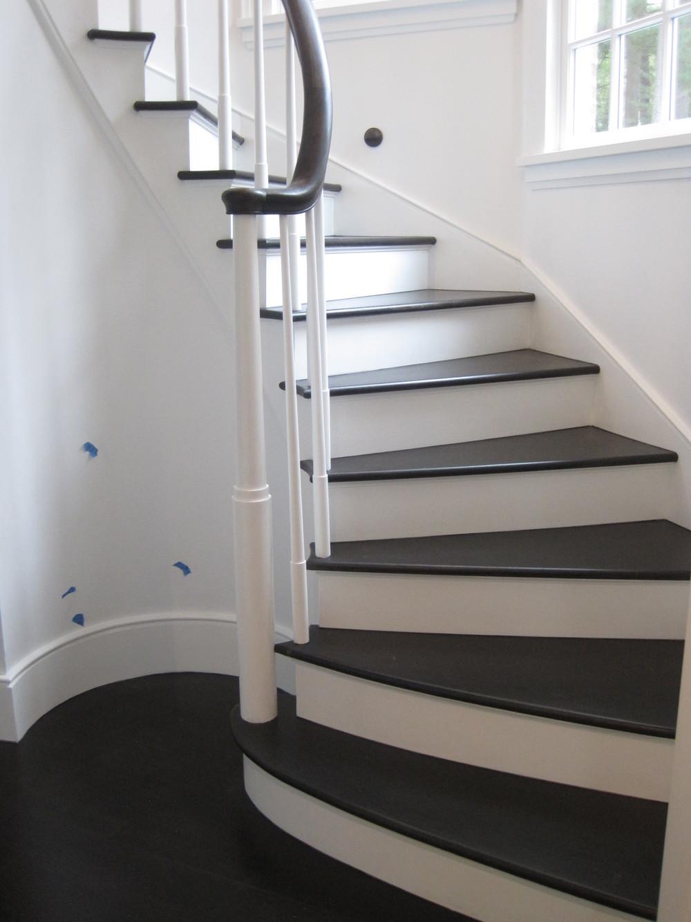 Custom Stairs, Part 3: Handrail U0026 Final Product