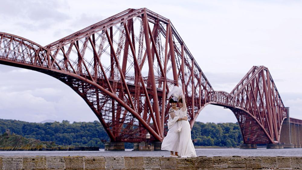 Coming Oot Brides at the Bridge.jpg
