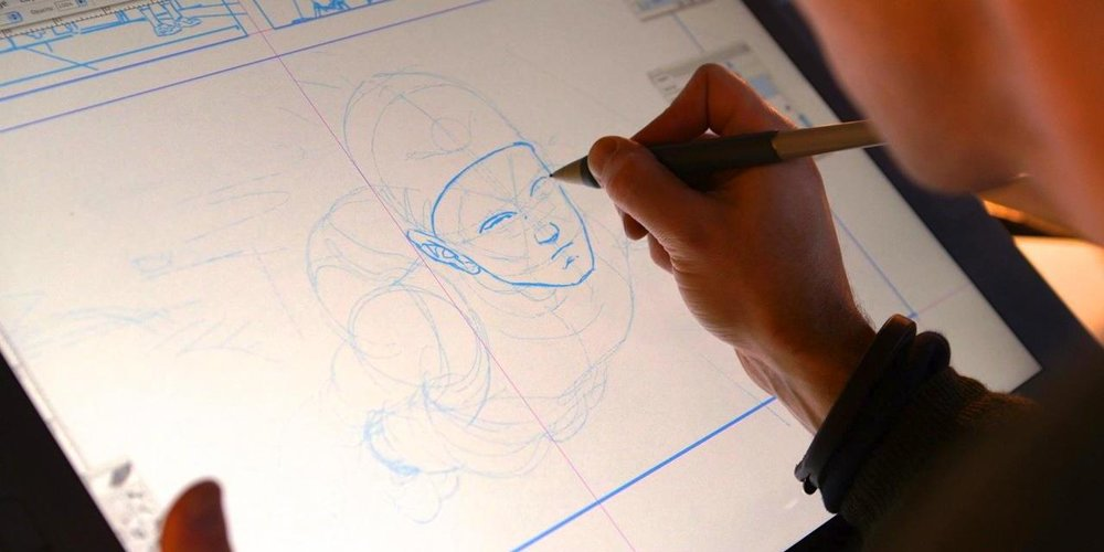WHAT DO ARTISTS DO ALL DAY - FRANk QUITELY