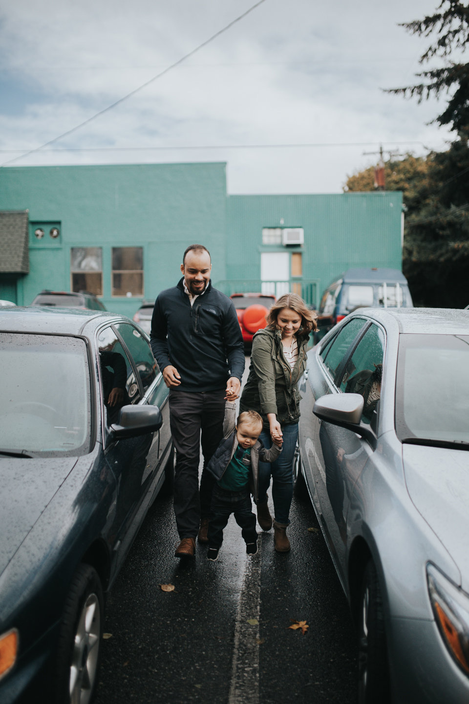 J. Family | Lifestyle Family | Historic Snohomish Downtown
