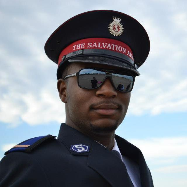 Lt. AJ Zachery of The Salvation Army's East St. Louis Community and Worship Center