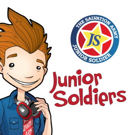 Junior Soldiers Are..... - Children Between The Ages Of Seven And Thirteen Who Have Professed Jesus Christ As Their Savior And Have Signed The Junior Soldier's Promise, Becoming A Salvationist. Junior Soldiers Utilizes The Totally His Curriculum While Honor Junior Soldiers Prepares Children For The Next Step Of Leadership In Their Local Corps.The material for this program can be accessed by the leaders at the following link:Jr. Soldier Material