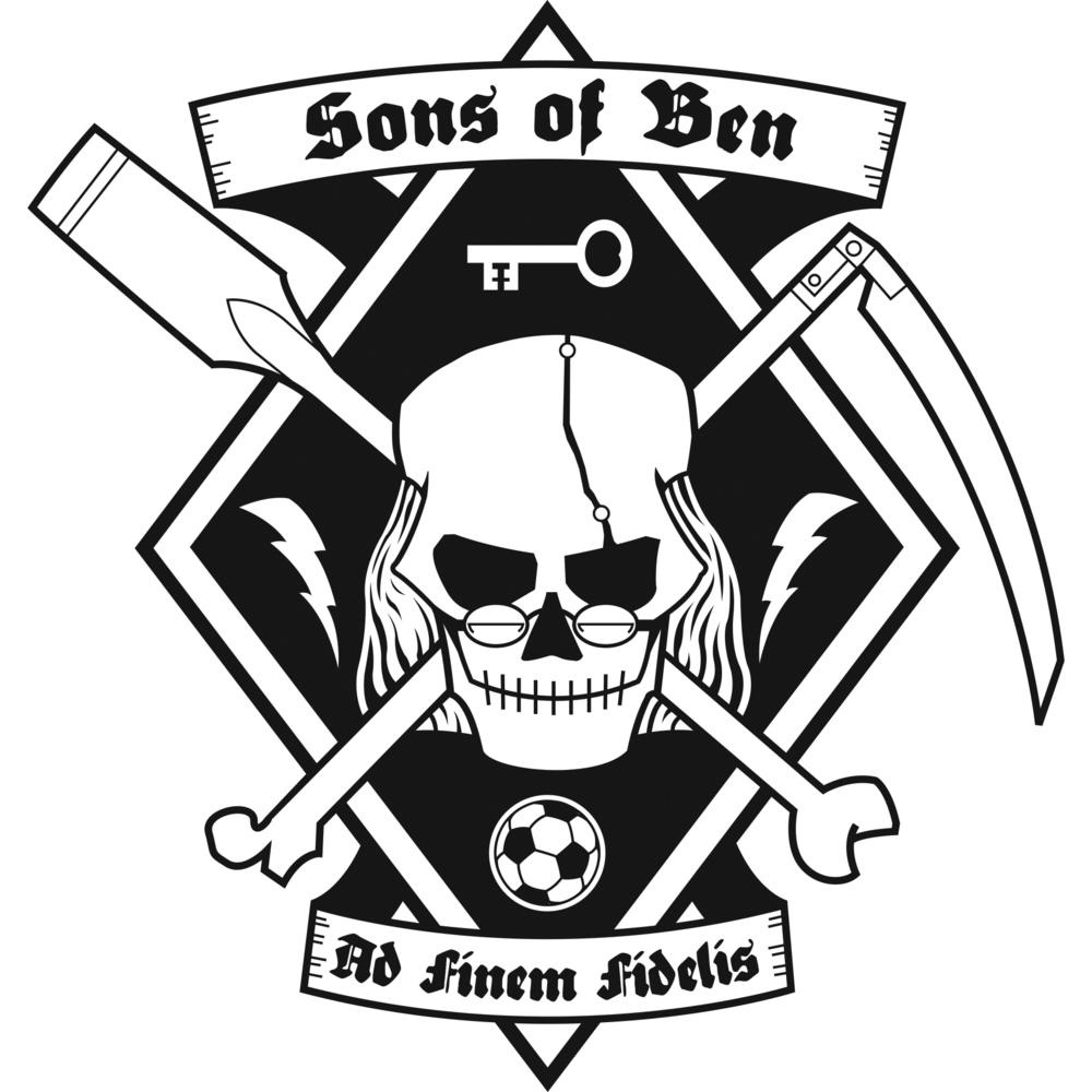 Primary Logo - Black & White