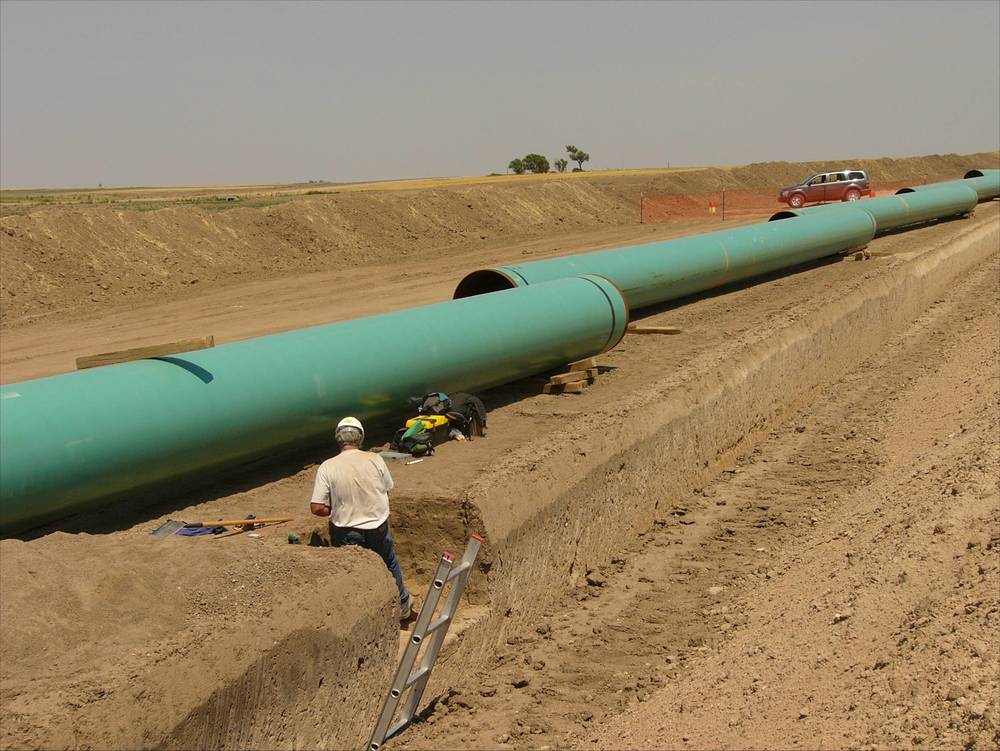 Monitoring on the REX-West Expansion Pipeline Project (2009)