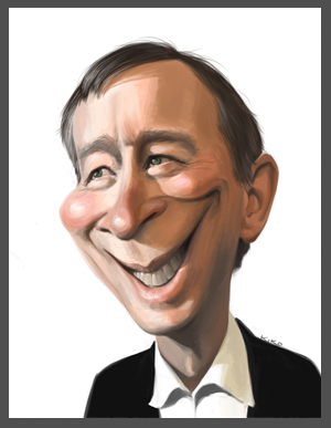 Kiko Yamada offers high quality caricatures