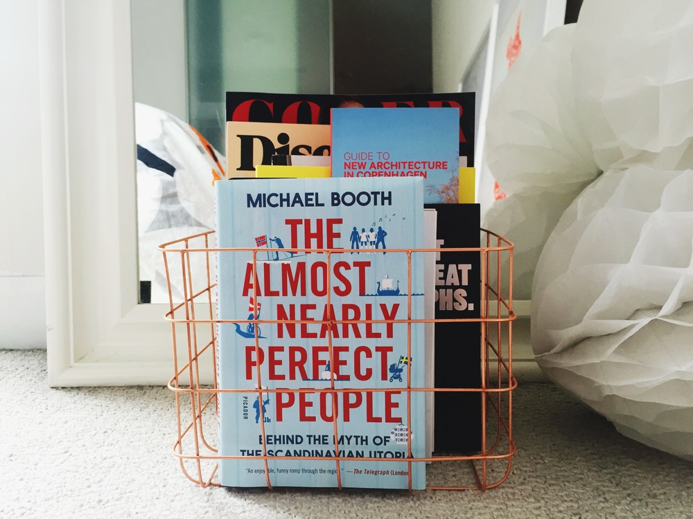 The Almost Nearly Perfect People  by Michael Booth. I recommend this book for all lovers of Scandinavia.