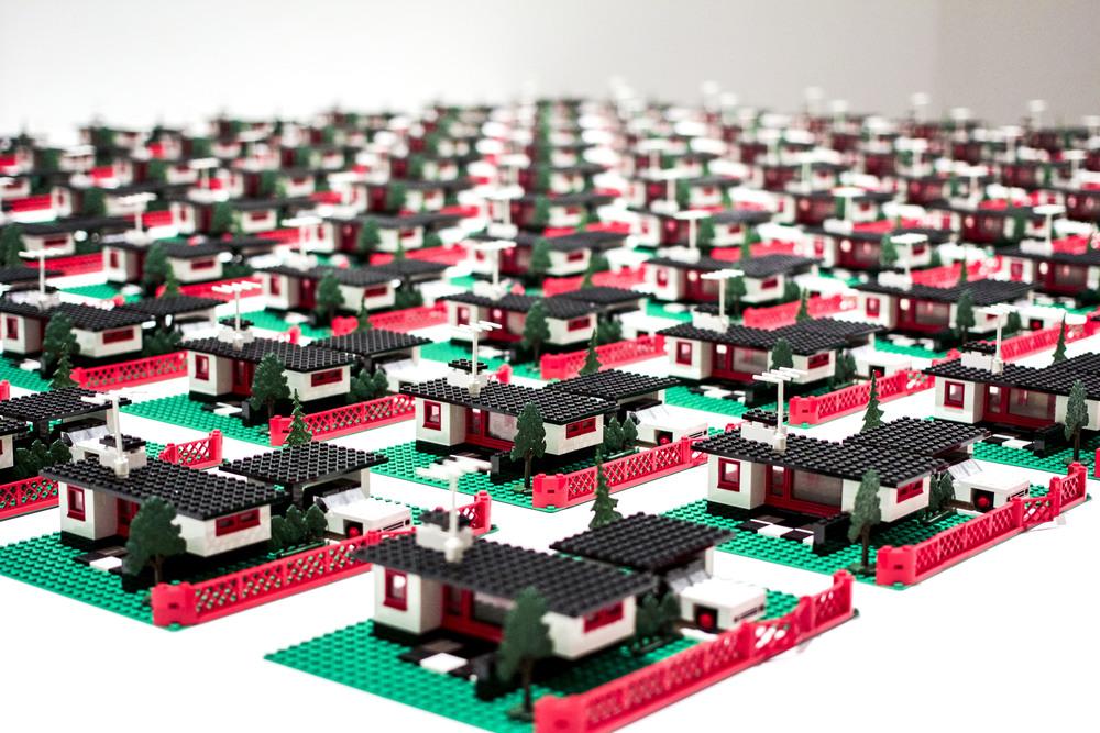 345 Modern House, 2014.