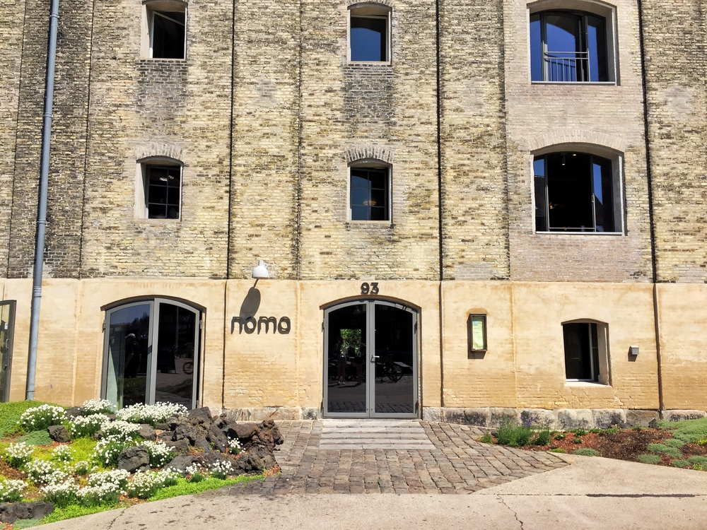 The legendary  noma .