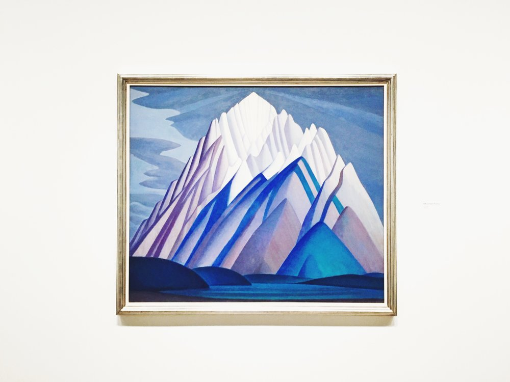The Idea of North: The Paintings of Lawren Harris  at the AGO.