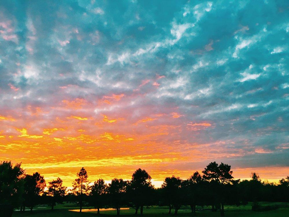 Golf Day.