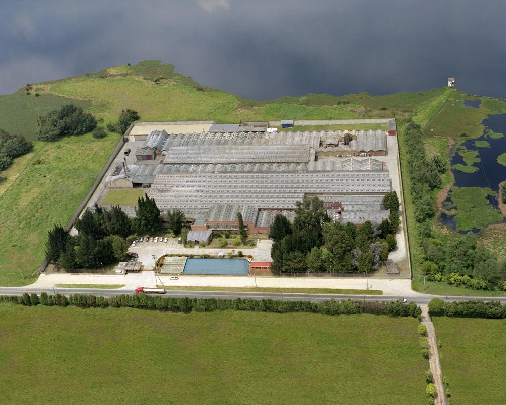 Vista aérea de Planta Stanton.