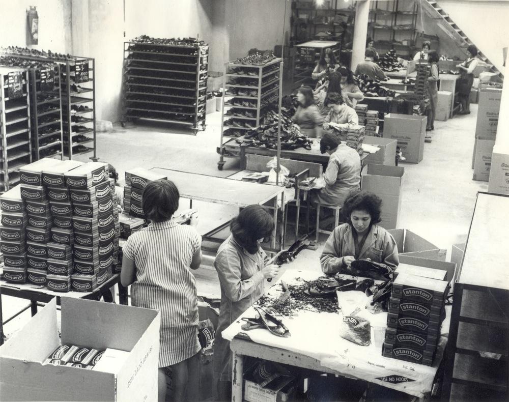 1976: Comienzos de Planta de Produccion