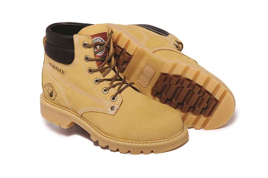 Clasica bota Brahma