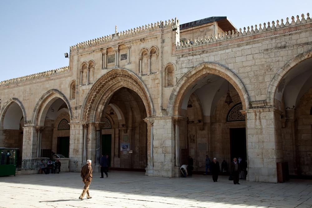 Al-Aqsa Mosque, Jerusalem