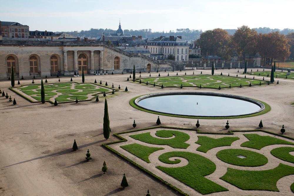 Royal Gardens, Versailles