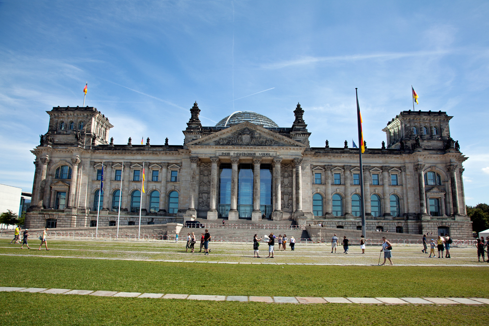 Reichstag, Berlin