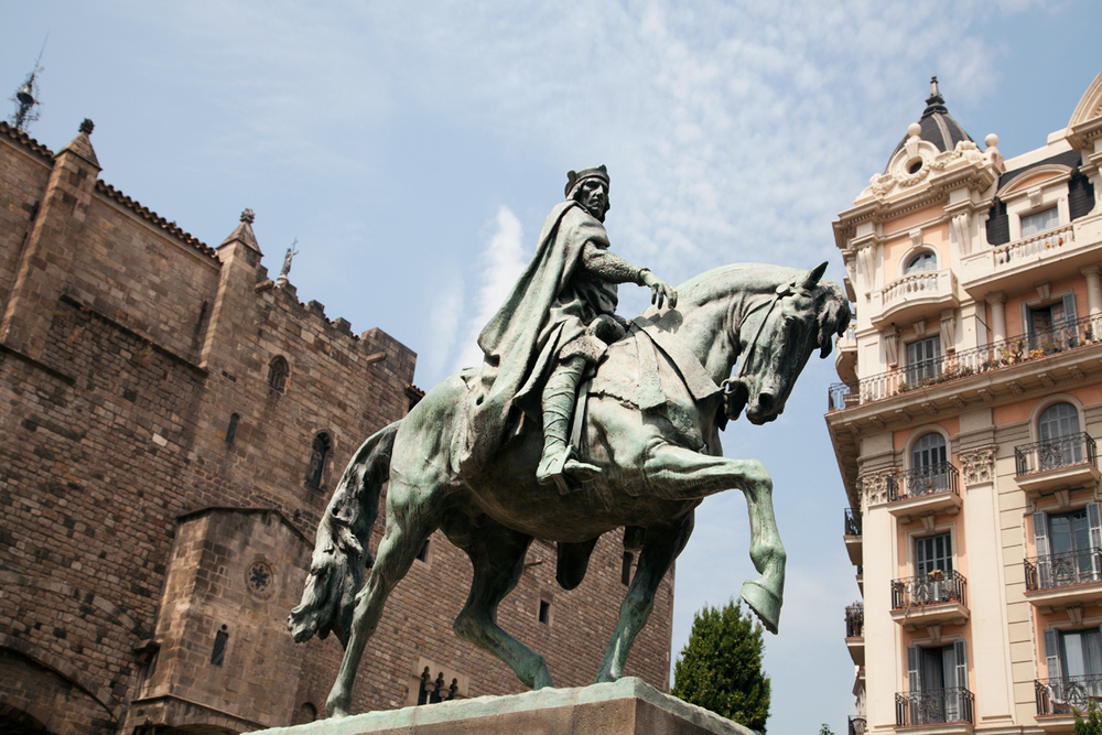 Count Ramon Berenguer III, Barcelona