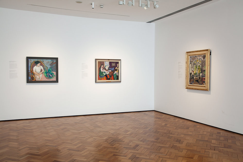'Journeys and Visions' at Glynn Vivian Art Gallery