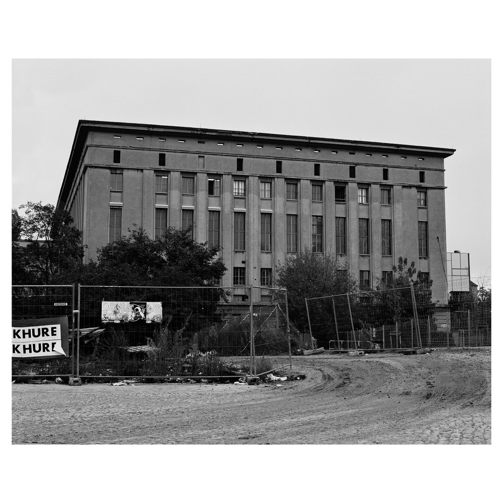 Berghain/Panorama (Front View), 2010