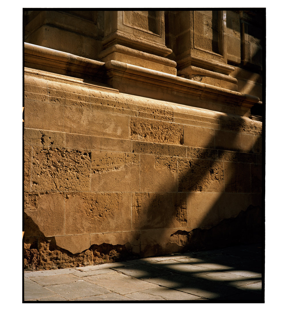 In the Shadow of Saint Serapion, Seville, 2017