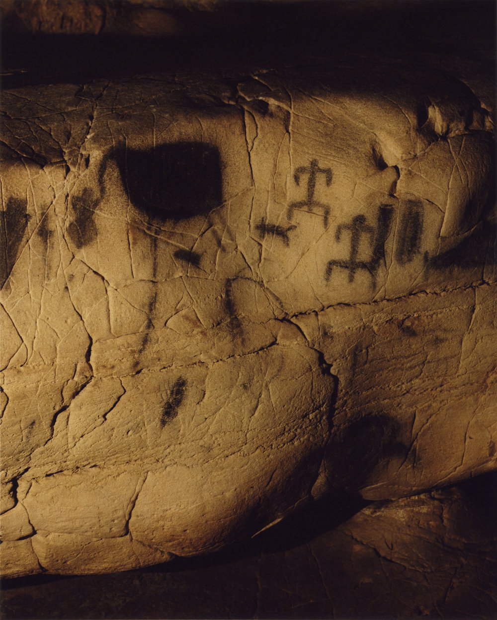Upper Paleolithic Cave Painting I (2014)