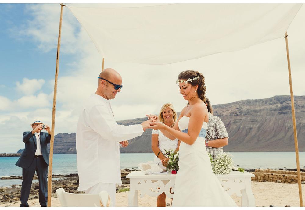 Wedding La Graciosa