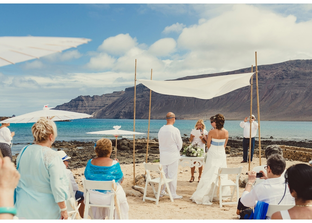 Fotógrafo boda La Graciosa