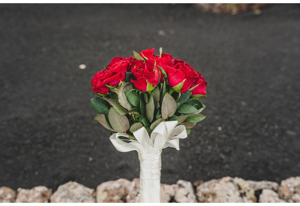 ramo novia Lanzarote