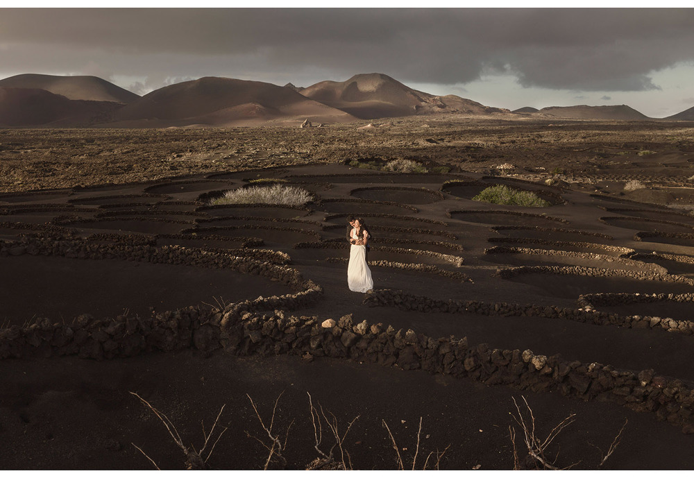 wedding photographer Lanzarote La Geria Timanfaya