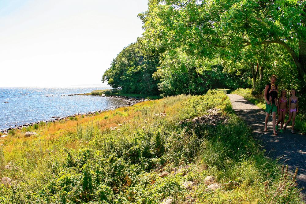 Kyststien på Jeløy