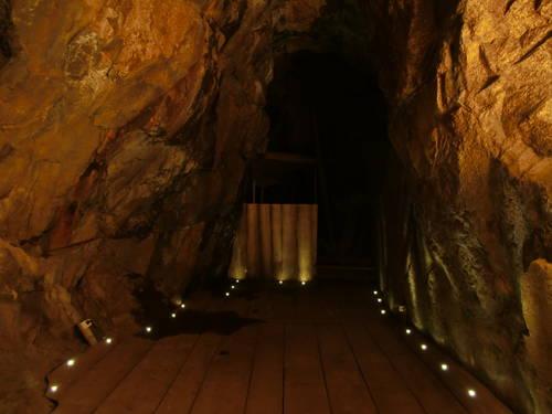 Gildehallen i Romsåsen gruver