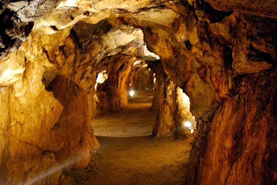 Historisk vandring i Romsåsen gruver