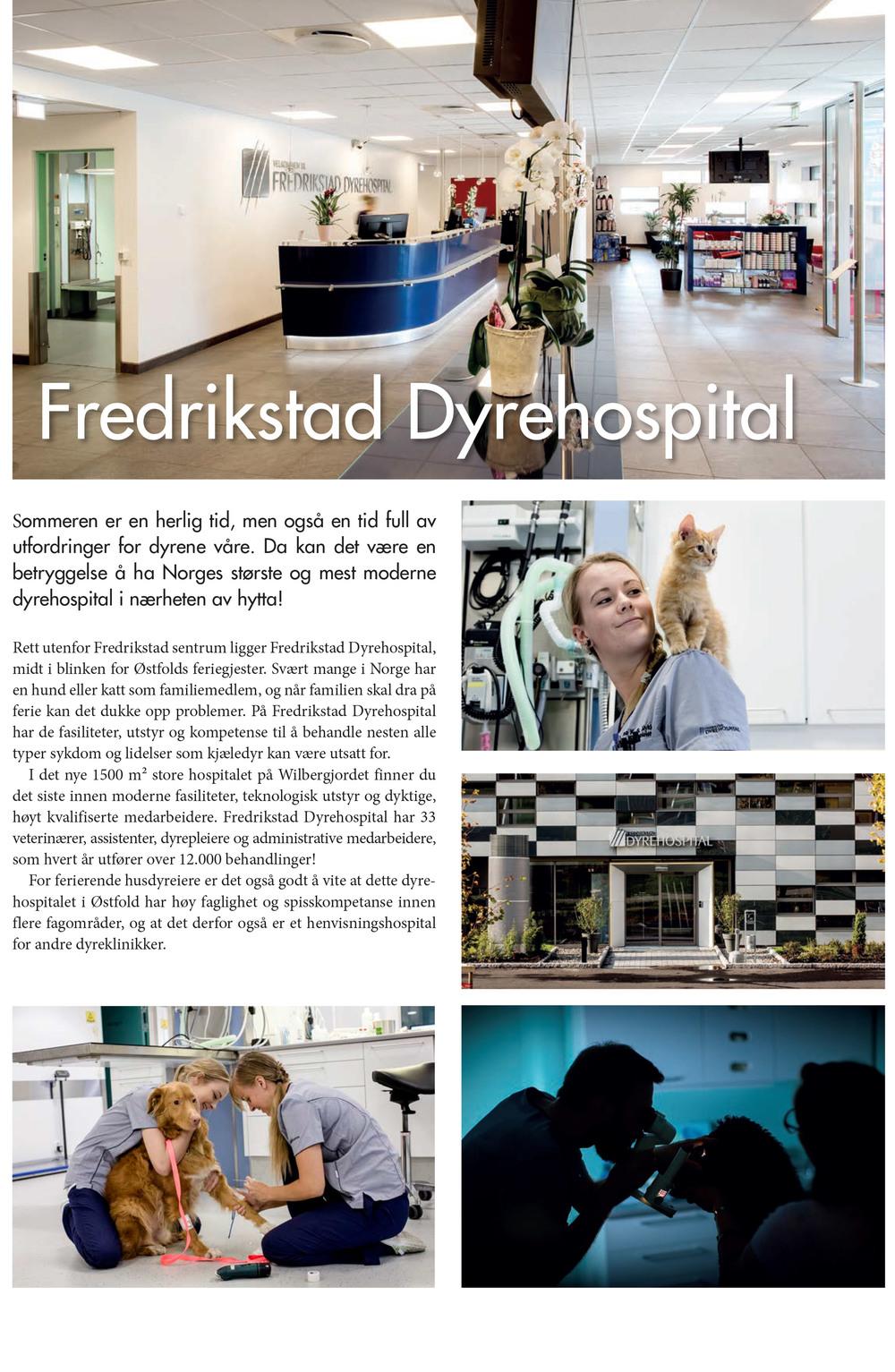 Fredrikstad dyrehospital
