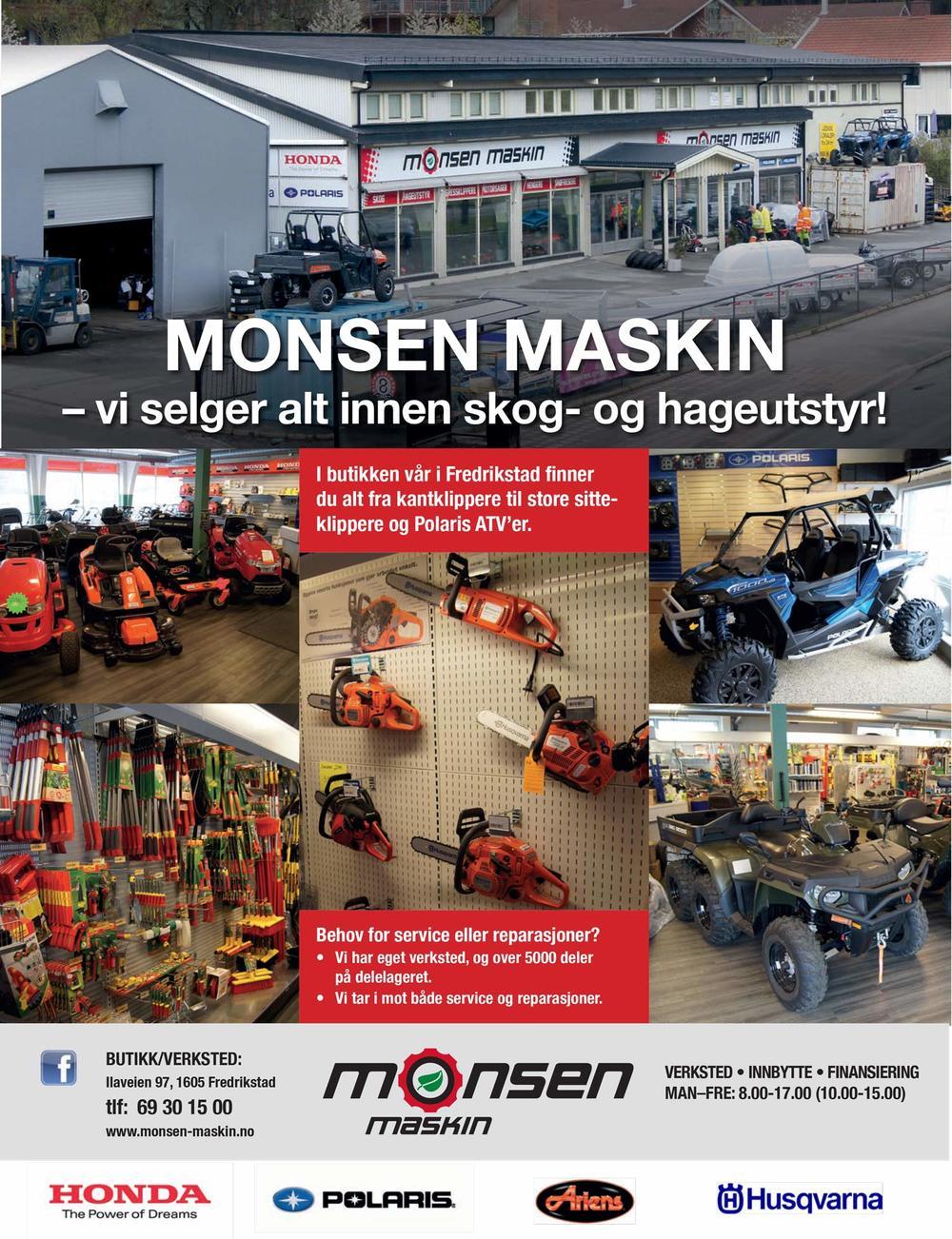 Monsen Maskin