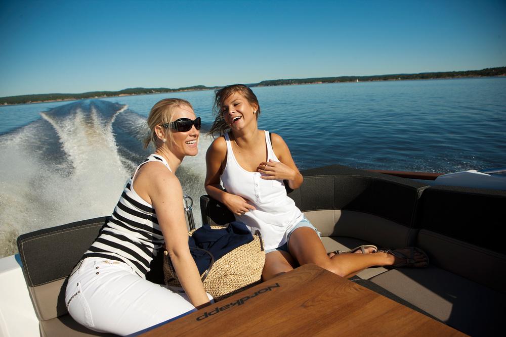 Nordkapp Boats + Som skapt for kos og hygge i    SKJÆRGÅRDEN    NORDKAPP