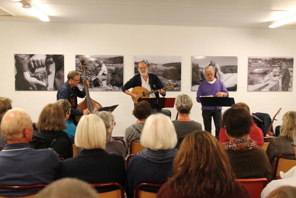 AMFI GROTTA. Foto: Hvaler Kulturvernforening