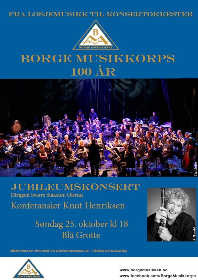 Borge musikkorps