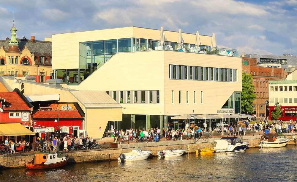 Litteraturhuset i Fredrikstad