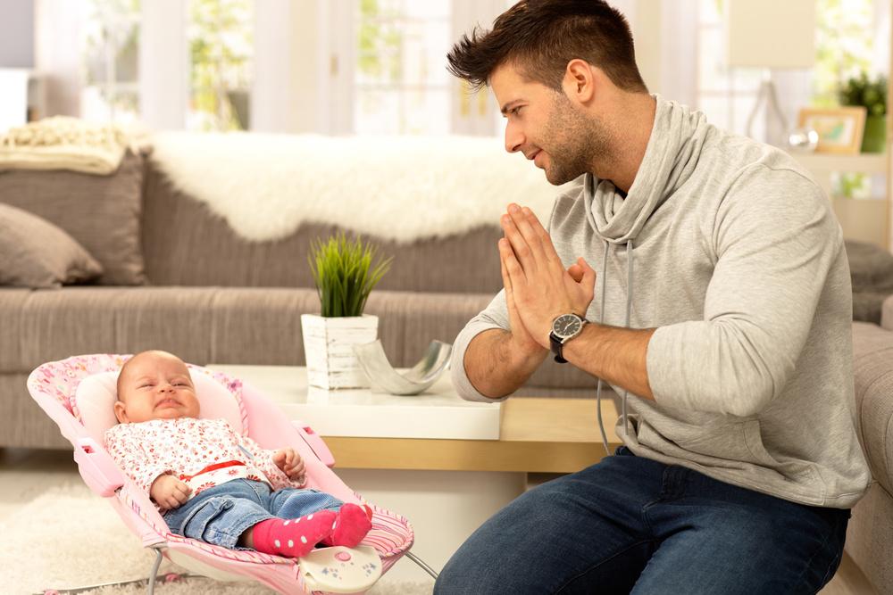 du skal bli pappa - verdensspeilet
