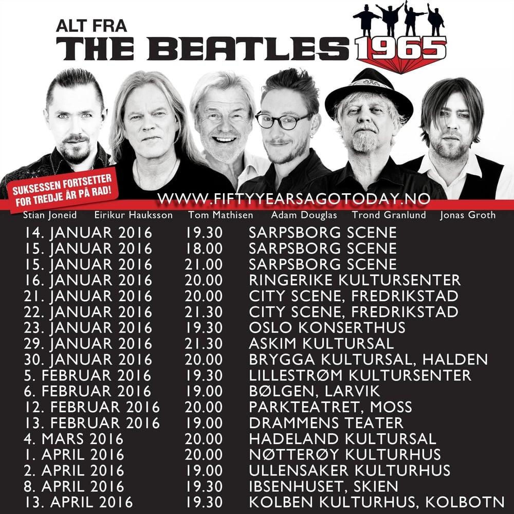 Alt Fra The Beatles